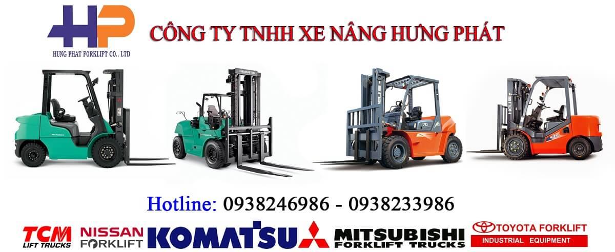 Công ty TNHH xe nâng Hưng Phát