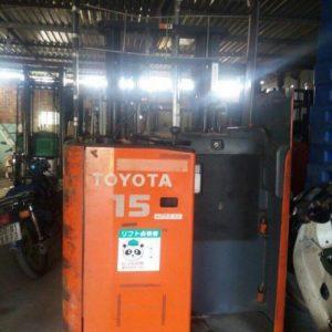Xe điện hiệu Toyota 1.5 tấn, khung 3.0 mét