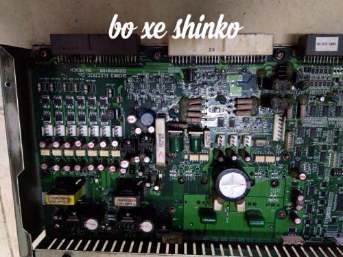 Board Xe Nâng Shinko