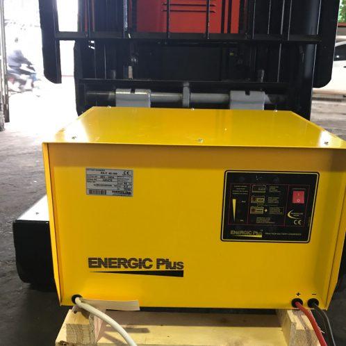BỘ SẠC BÌNH ẮC QUY ENERGIC PLUS (48V- 80/100AMP )
