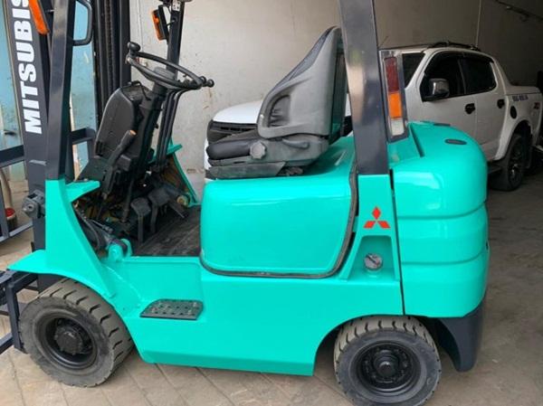 Xe nâng Mitsubishi đã qua sử dụng tại Hưng Phát