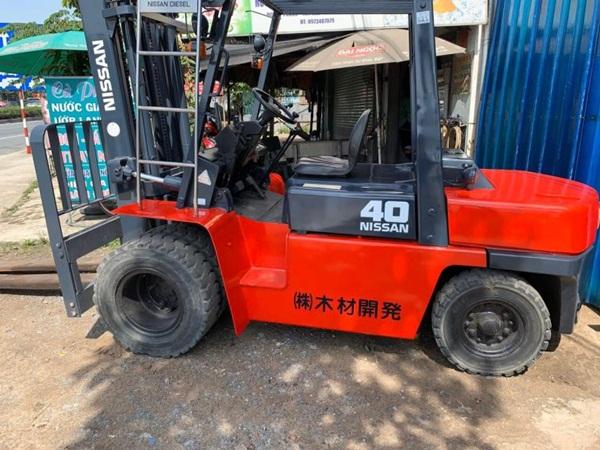 Xe nâng Nissan đã qua sử dụng tại Hưng Phát